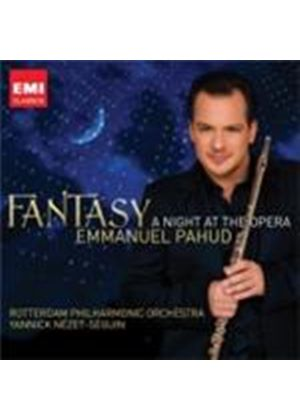 Emmanuel Pahud - Fantasy: A Night at the Opera (Music CD)