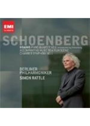 Schoenberg: Orchestral Works (Music CD)