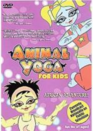 Animal Yoga For Kids - African Adventures