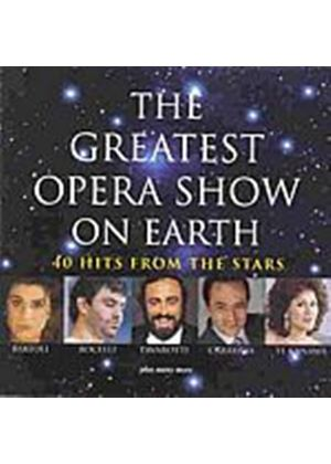 Various Artists - The Greatest Opera Show On Earth (Music CD)