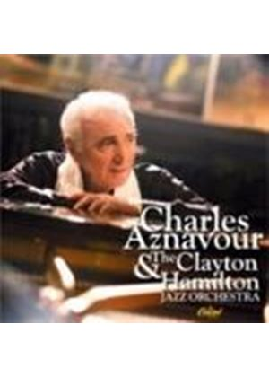 Charles Aznavour - Charles Aznavour And The Clayton-Hamilton Jazz Orchestra (Music CD)