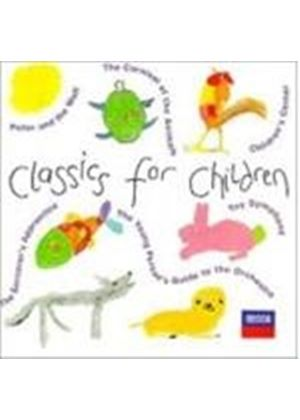 Various Composers - Classics For Children (Music CD)
