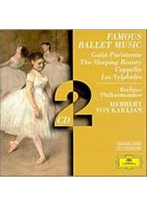 Various Artists - Famous Ballet Music (Music CD)