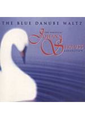 Various Artists - Blue Danube Waltz - Essential Strauss (Music CD)