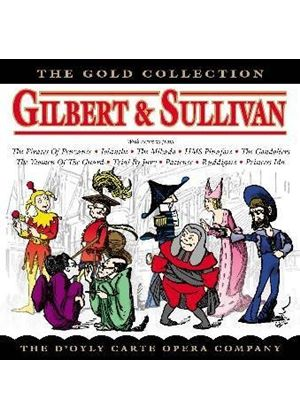 Gilbert And Sullivan - The Very Best Of G And S Dx2 (Music CD)