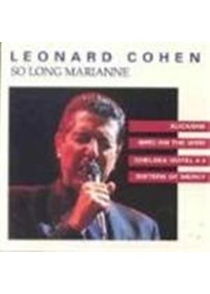 Leonard Cohen - So Long Marianne (Music CD)