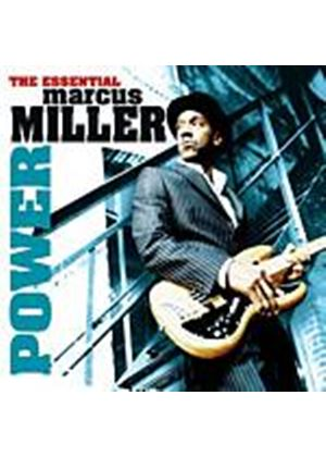 Marcus Miller - Power: Best Of (Music CD)