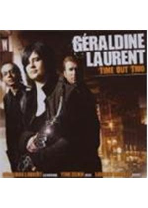 Geraldine Laurent - Time Out Trio (Music CD)