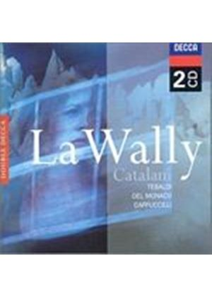 Ono Monte-Carlo/Cleva - Catalani/La Wally (Music CD)