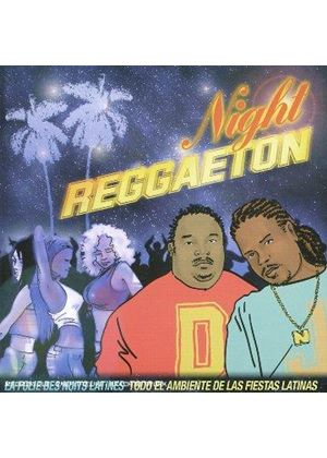 Various Artists - Night Reggaeton