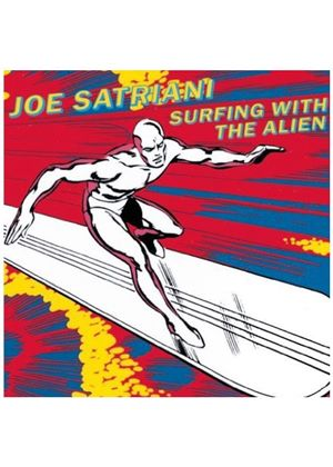 Joe Satriani - Surfing With The Alien [Remastered]