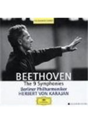 Ludwig Van Beethoven - Symphonies 1>9/Bp/Karajan Gb5 (Music CD)