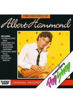 Albert Hammond - The Very Best Of (Music CD)