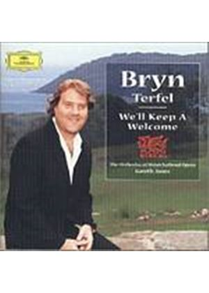 Bryn Terfel - Well Keep A Welcome-Orch. Of Welsh National Opera/Jones (Music CD)