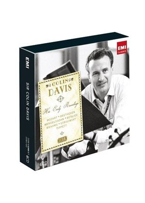 ICON Sir Colin Davis (Music CD)