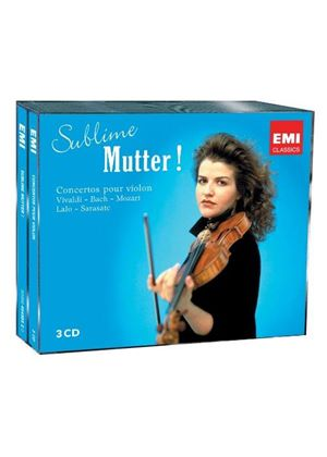 Sublime Mutter! (Music CD)