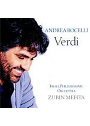 Andrea Bocelli - Verdi (Music CD)