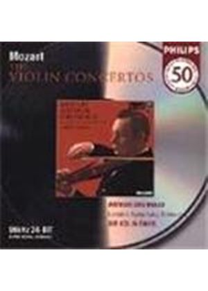 Mozart: Violin Concertos (The)