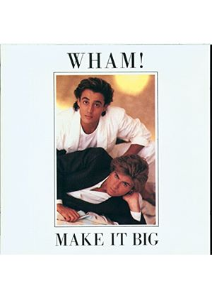 Wham! - Make It Big (Music CD)