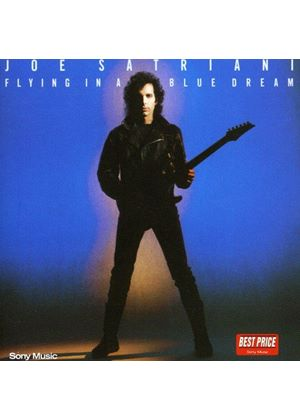Joe Satriani - Flying In A Blue Dream (Music CD)