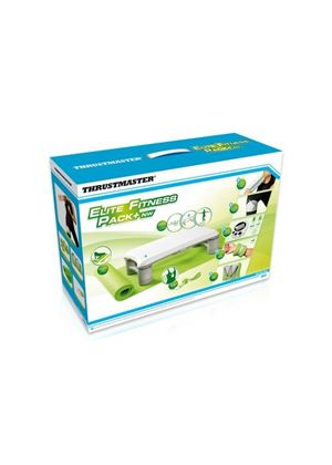 Thrustmaster Elite Fitness Ultimate Pack for Balance Board and Wii Fit Plus (Wii)