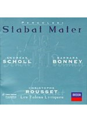 Giovanni Battista Pergolesi - Stabat Mater/Etc/Rousset Dh (Music CD)
