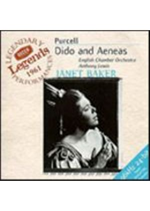 Henry Purcell - Dido & Aeneas/ECO & Lewis, Baker (Music CD)