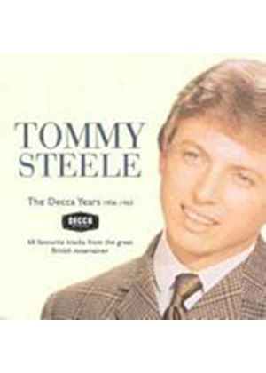 Tommy Steele - The Decca Years Dm2 (Music CD)