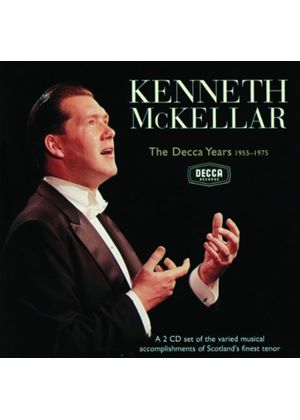 Kenneth McKellar - The Decca Years Dm2 (Music CD)