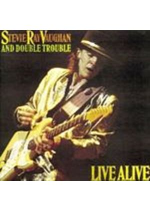 Stevie Ray Vaughan - Live Alive (Music CD)