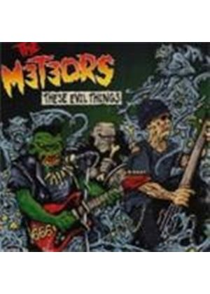 Meteors (The) - These Evil Things (Music CD)