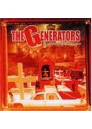 Generators (The) - Winter Of Discontent, The (Music CD)