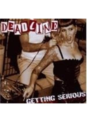 Deadline - Getting Serious (Music CD)