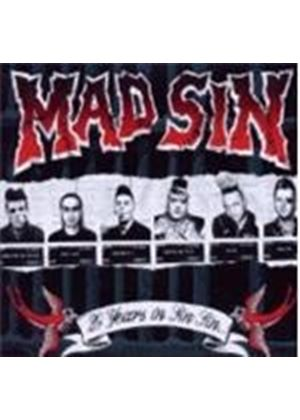 Mad Sin - 20 Years In Sin Sin (Music CD)
