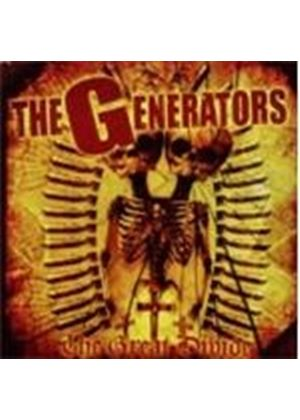 Generators (The) - Great Divide, The (Music CD)