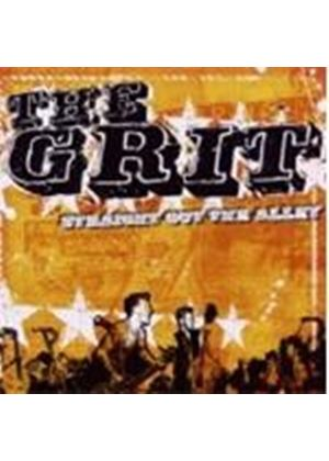 Grit (The) - Straight Out The Alley (Music CD)