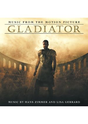 Original Soundtrack - Gladiator (Zimmer, Gerrard) (Music CD)
