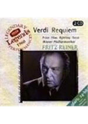 Verdi: Requiem; Four Sacred Pieces