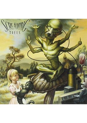 Screaming Trees - Uncle Anesthesia (Music CD)