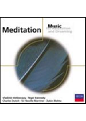 Various Composers - Meditation: Music For Relaxation & Dreaming/Dutoit (Music CD)
