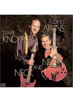 Chet Atkins & Mark Knopfler - Neck And Neck (Music CD)
