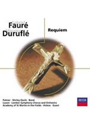 Faure/Durufle - Requiems/Cleobury/Hickox (Music CD)