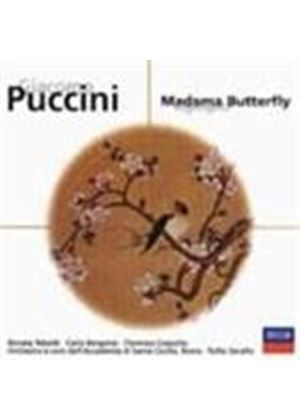 Giacomo Puccini - Madam Butterfly (Highlights) (Serafin) (Music CD)