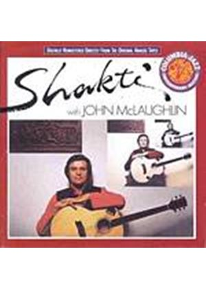 Shakti With John McLaughlin - Shakti With John McLaughlin (Music CD)