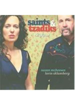 Susan McKeown - Saints And Tzadiks (Music CD)
