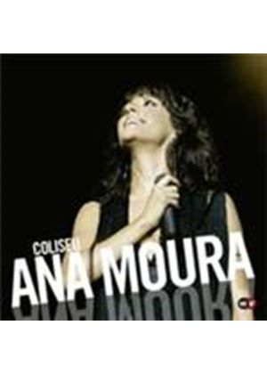 Ana Moura - Coliseu (Music CD)