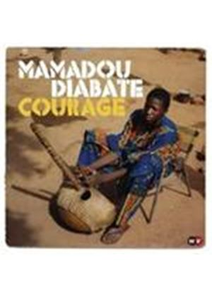 Mamadou Diabate - Courage (Music CD)