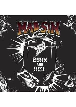 Mad Sin - Burn And Rise (Music CD)