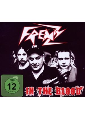 Frenzy - In The Blood (Music CD)