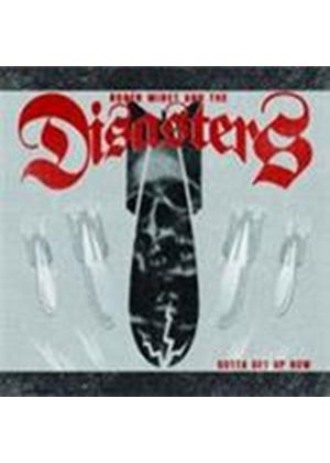 Roger Miret & Disasters (The) - Get Up Now (Music CD)